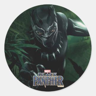 Adesivo Pantera preta | na selva
