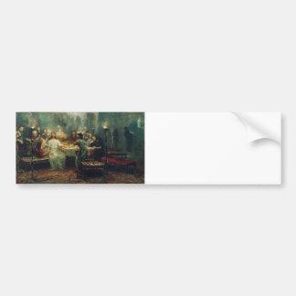 Adesivo Para Carro A última ceia por Ilya Repin