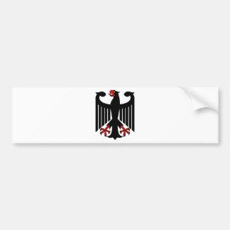 Adesivo Para Carro Alemão Eagle