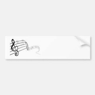 Adesivo Para Carro Amor da música