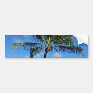 Adesivo Para Carro Árvores de coco