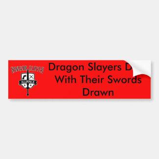 Adesivo Para Carro Assassino Alliance do dragão