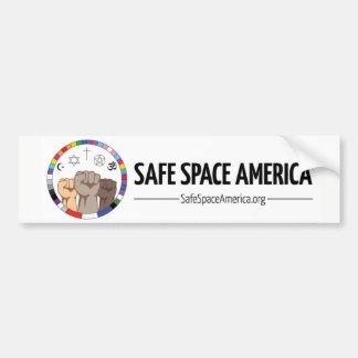Adesivo Para Carro Autocolante no vidro traseiro seguro de América do