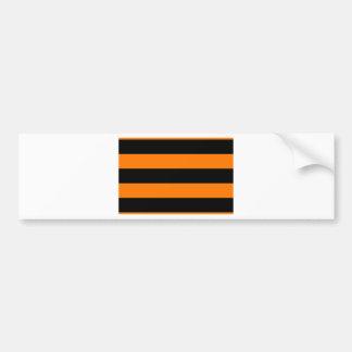Adesivo Para Carro Bandeira da fita de St George - Георгиевскаялента