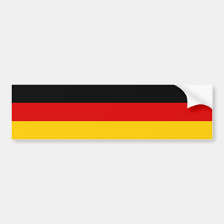 Adesivo Para Carro Bandeira de Alemanha
