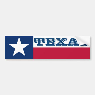 Adesivo Para Carro Bandeira de TEXAS