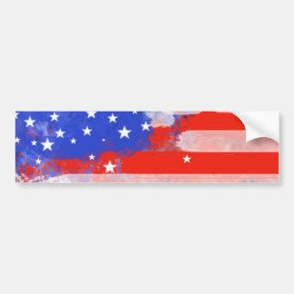 Adesivo Para Carro Bandeira dos EUA
