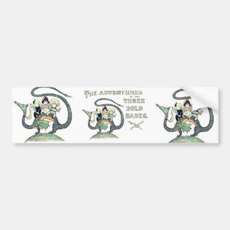 Adesivo Para Carro Borrachos corajosos do dragão 3