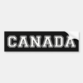 Adesivo Para Carro Canadá