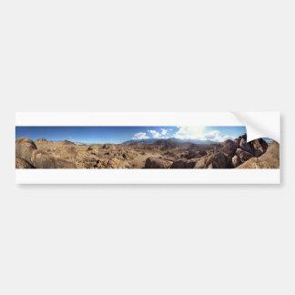 Adesivo Para Carro Colinas de Alabama e a serra montanhas de Nevada