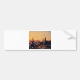 Adesivo Para Carro Constantinople por Ivan Aivazovsky