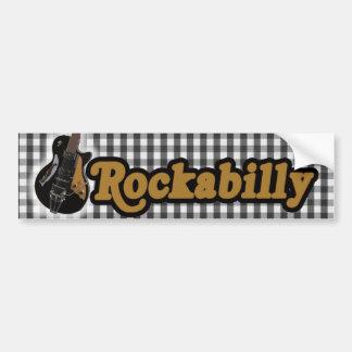 Adesivo Para Carro Estilo Rockabilly