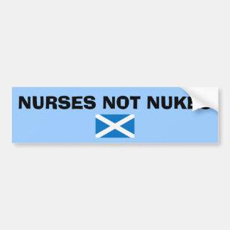 Adesivo Para Carro Etiqueta escocesa da independência das armas