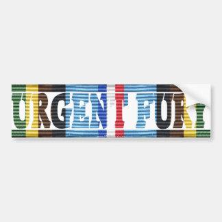 Adesivo Para Carro Etiqueta urgente do veterinário AFEM de Grenada da
