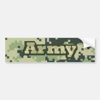 Adesivo Para Carro Exército