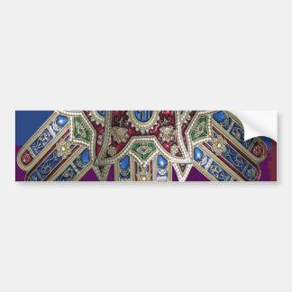 Adesivo Para Carro EXPOSIÇÃO somente: ÍCONES religiosos decorativos