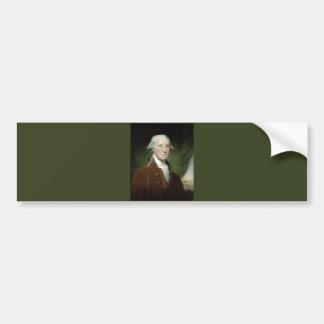 Adesivo Para Carro George Washington 1795