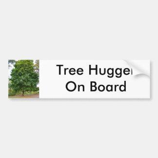 Adesivo Para Carro Hugger da árvore