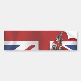Adesivo Para Carro Invasão britânica