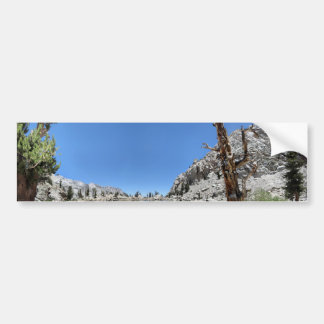 Adesivo Para Carro Lago solitário pine - fuga do Mt Whitney - serra