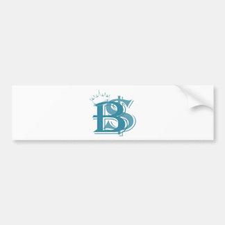 Adesivo Para Carro Logotipo de B&R