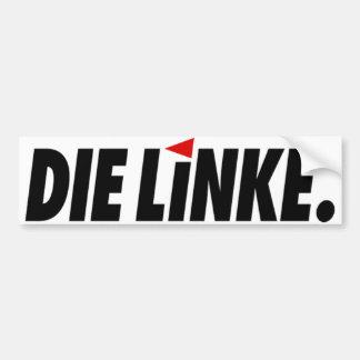 Adesivo Para Carro Morre o logotipo de Linke