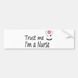 Adesivo Para Carro nurse18