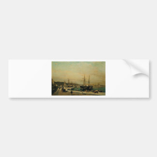 Adesivo Para Carro O porto de Volos por Konstantinos Volanakis