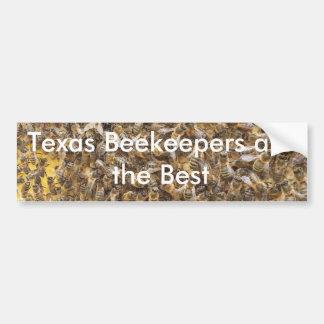 Adesivo Para Carro Os apicultor de Texas são o melhor