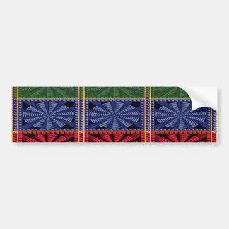Adesivo Para Carro PRESENTES decorativos coloridos da arte do botão