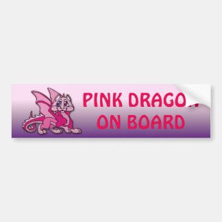 Adesivo Para Carro Pynky o dragão