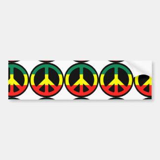 Adesivo Para Carro Reggae