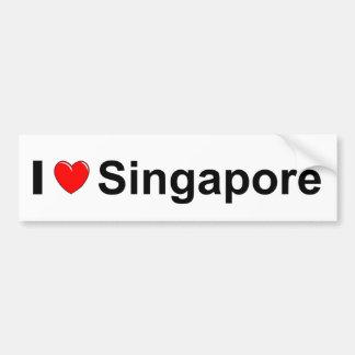 Adesivo Para Carro Singapore