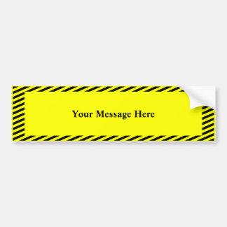 Adesivo Para Carro Sua mensagem aqui