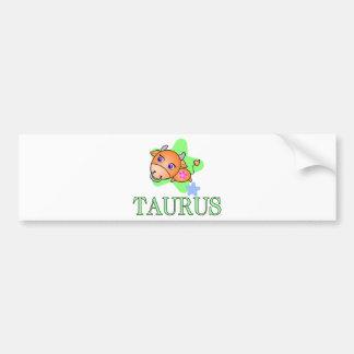 Adesivo Para Carro Taurus Bull
