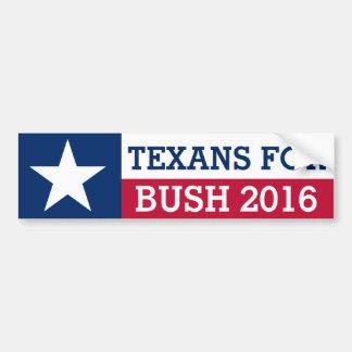 Adesivo Para Carro Texans para a bandeira 2016 de Texas da eleição de