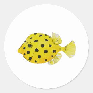 Adesivo Peixes geométricos