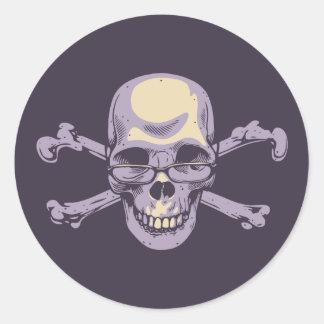 Adesivo Pirata Nerdy