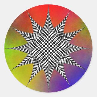 Adesivo Plasma moderno por Kenneth Yoncich