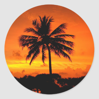 Adesivo Por do sol maravilhoso