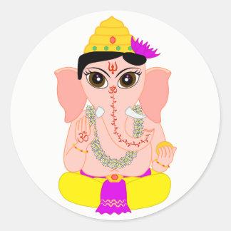 Adesivo Pouco Ganesha