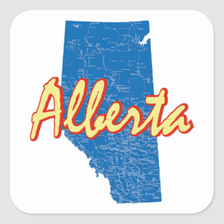Adesivo Quadrado Alberta