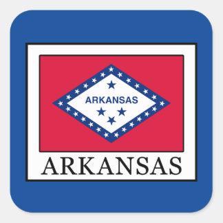 Adesivo Quadrado Arkansas