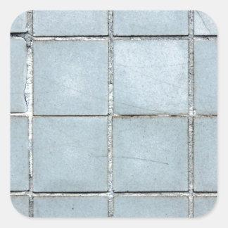 Adesivo Quadrado azulejo