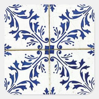 Adesivo Quadrado Azulejos