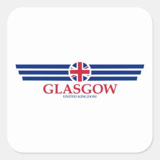 Adesivo Quadrado Glasgow