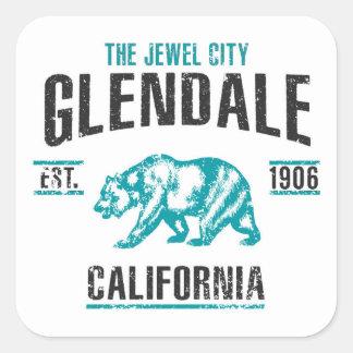Adesivo Quadrado Glendale