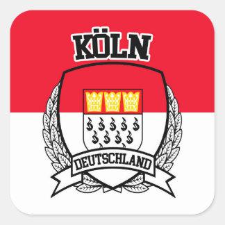 Adesivo Quadrado Köln