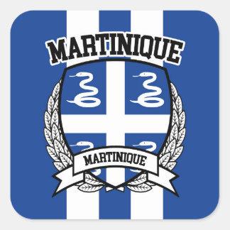 Adesivo Quadrado Martinica