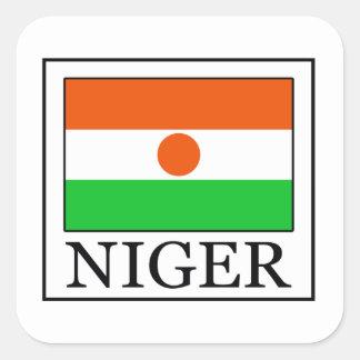 Adesivo Quadrado Niger